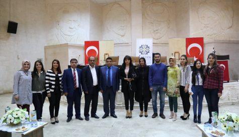 Mardin Büyükşehir Belediyesi Eğiticilerin Eğitim