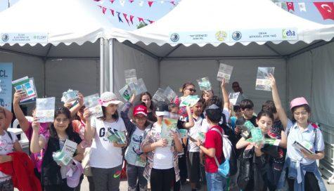 Kartal Belediyesi 5 Haziran Çevre Haftası Etkinliği