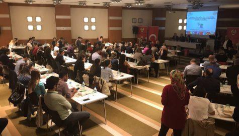İstanbul Belediyeler Toplantısı Yapıldı