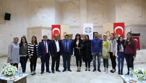 Mardin Büyükşehir Belediyesi Eğiticilerin Eğitimi